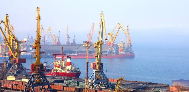 """Специализированный морской порт """"Ольвия"""" до 2017 года носил имя """"Октябрьск"""""""