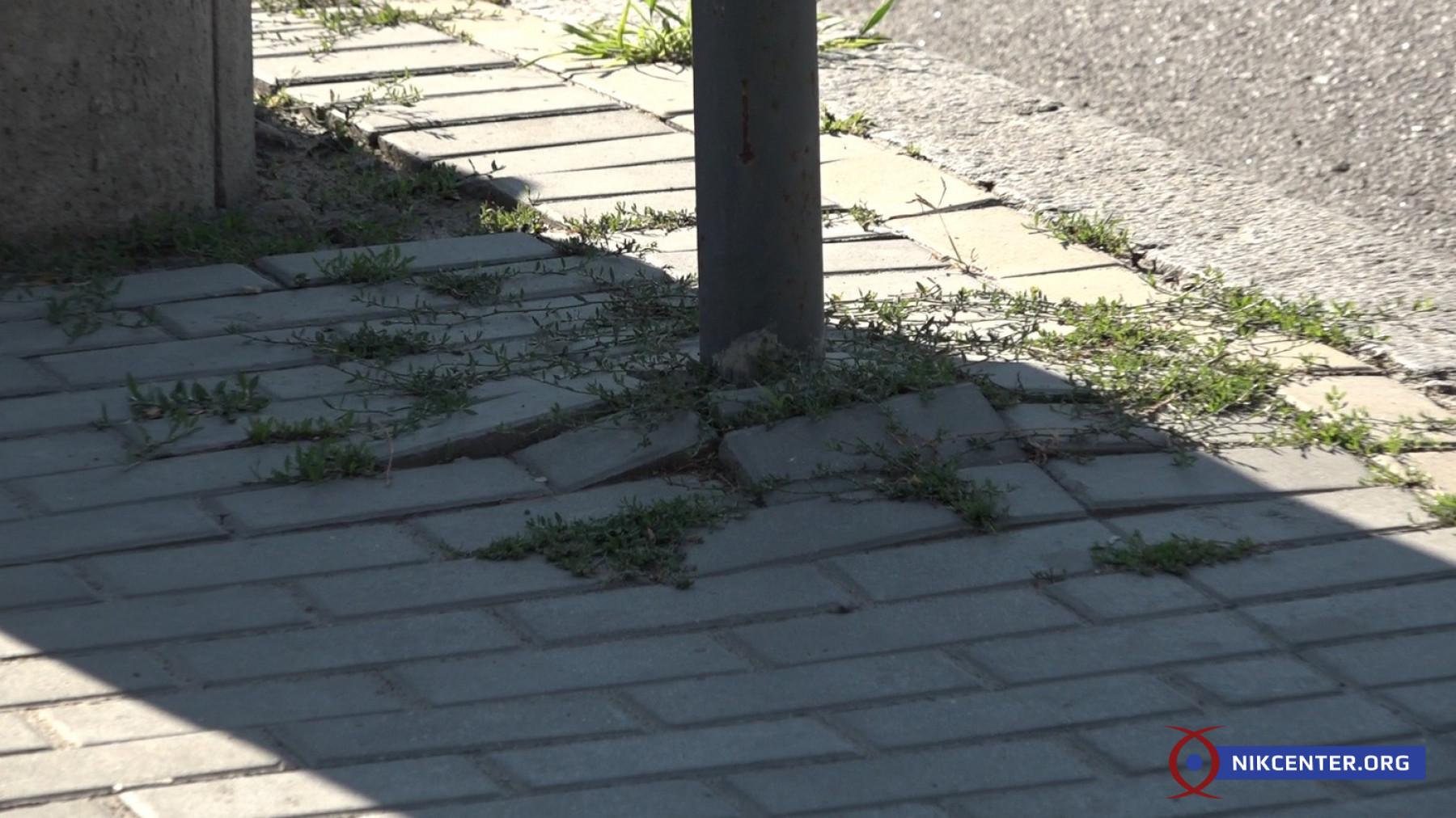 По словам Матвеева, здесь чиновники с подрядчиками видимо учились укладывать плитку. За счет налогоплательщиков