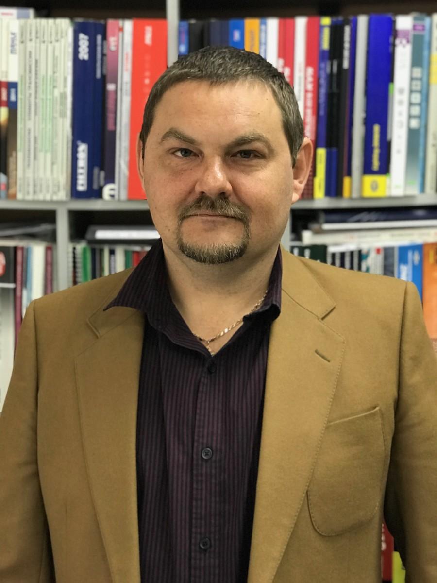 Павел Калашников