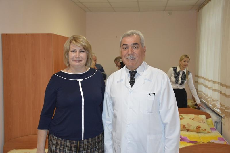 Маргарита Капуста и Михаил Терзийский