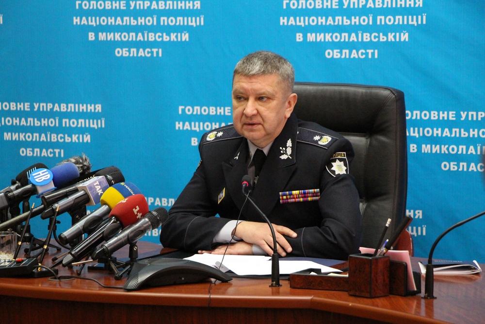Губернатора Николаевской области Савченко допросили поделу Волошина