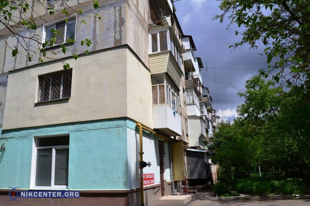 Дом № 17 по улице Залаэгерсег.