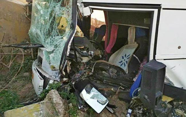ВРумынии вДТП попал автобус сукраинскими туристами
