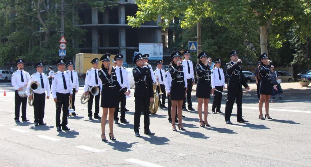 ВНиколаеве отметили День государственной милиции