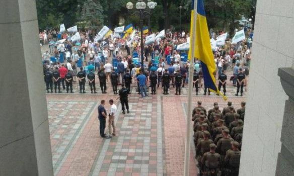 Активисты собрались добиться снятия неприкосновенности сдепутатов путем отлова ихнаулице
