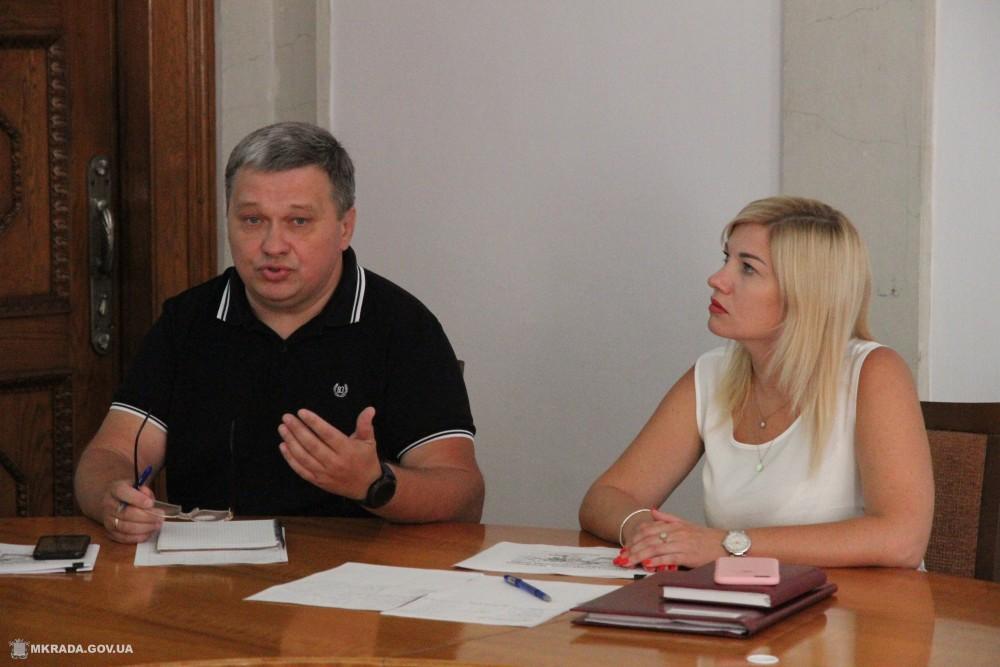 Сергей Бондаренко занял должность начальника управления земельных ресурсов во время разработки городского кадастра