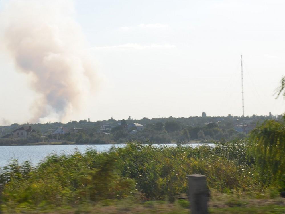 Cотрудники экстренных служб предупредили 10 областей обопасности— Пожары вгосударстве Украина