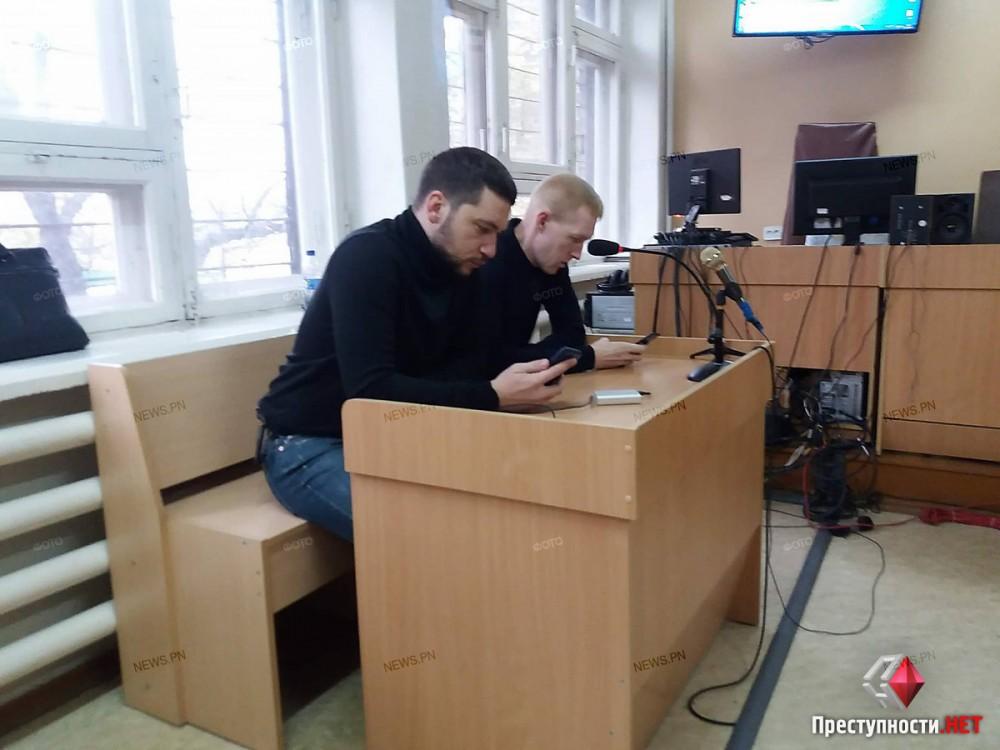 Суд оставил николаевского «авторитета Мультика» под стражей еще на2 месяца
