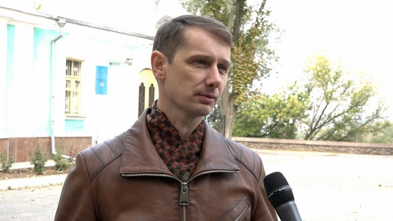 Михаил Антоненко