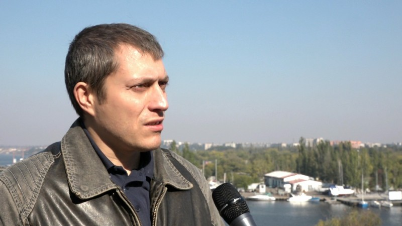 Денис Барашковский считает, что Гранатурову очень помогло знакомство с Гройсманом