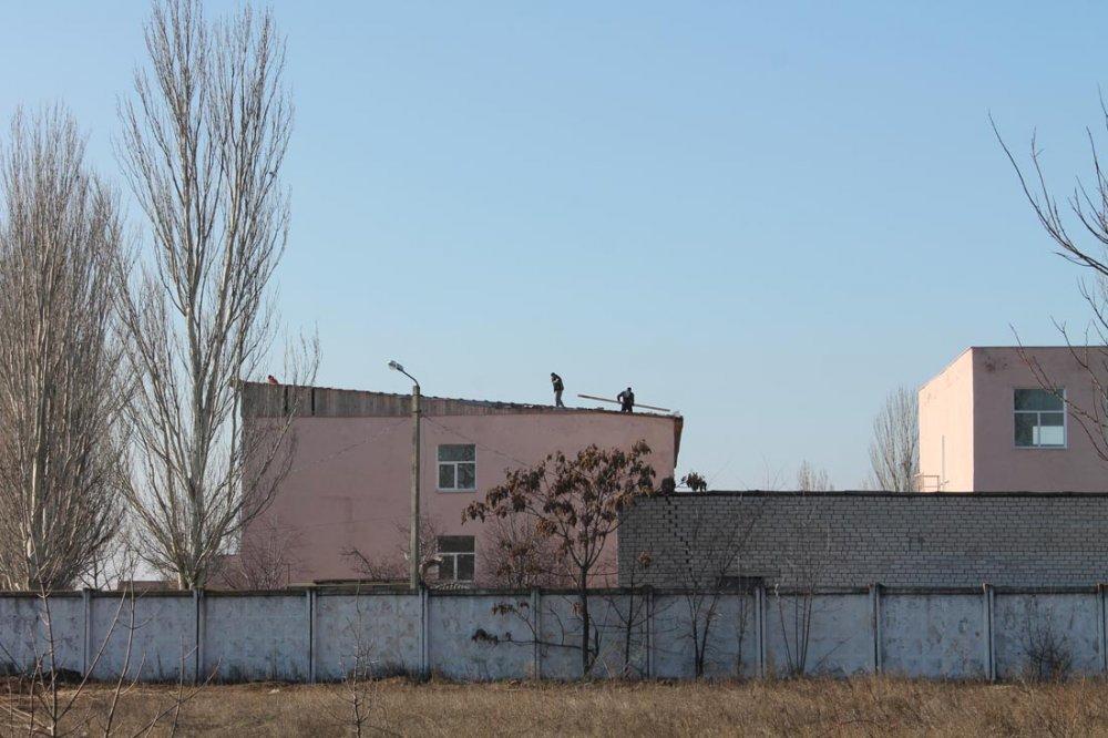 В декабре прошлого в казарме обвалилась крыша