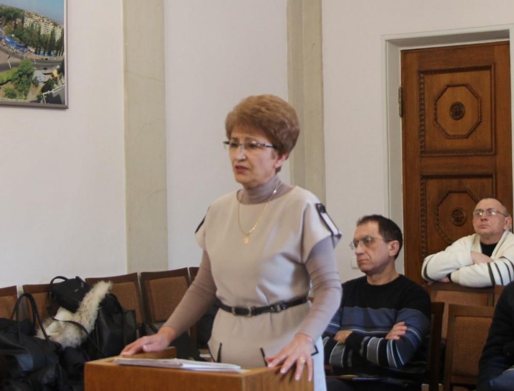 Анна Деркач
