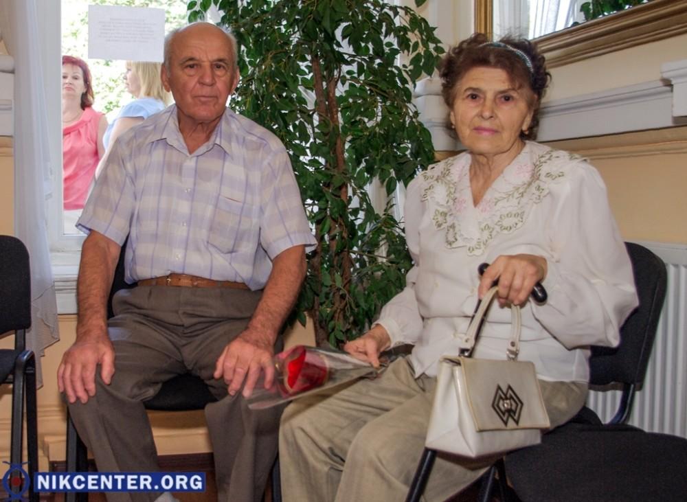 В Херсоне чествовали «золотые пары» (фото), фото-3
