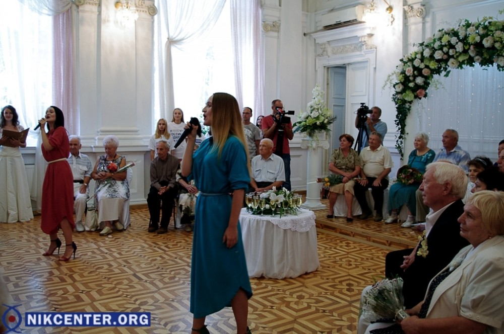 В Херсоне чествовали «золотые пары» (фото), фото-10