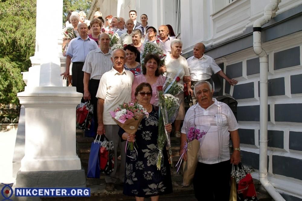 В Херсоне чествовали «золотые пары» (фото), фото-19