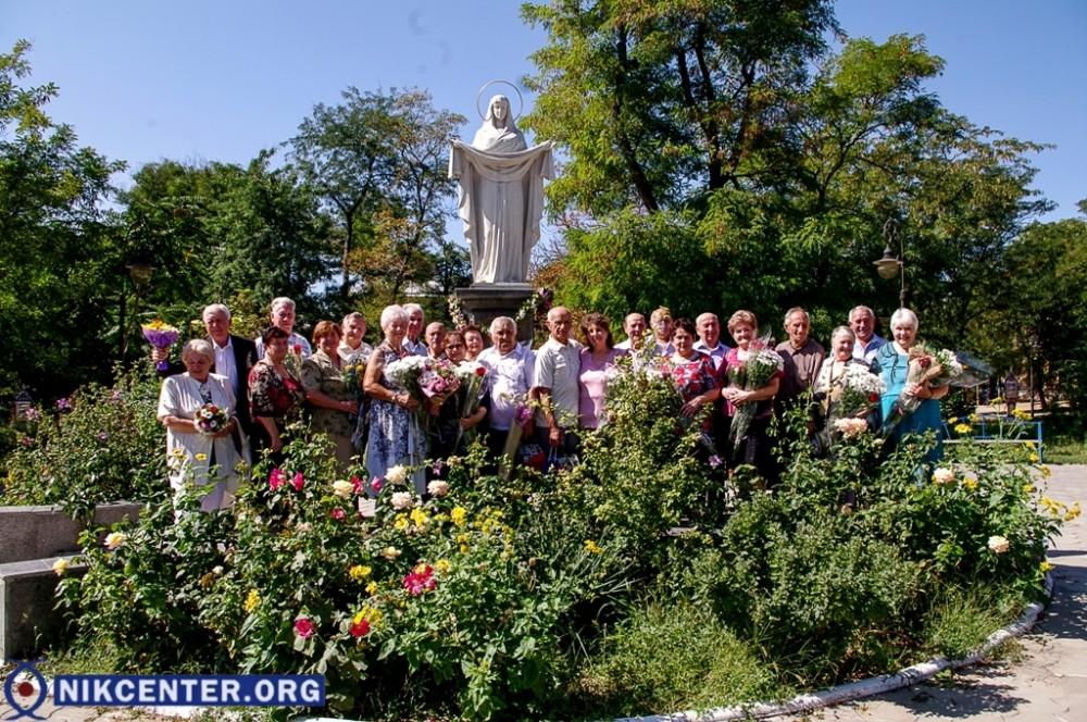 В Херсоне чествовали «золотые пары» (фото), фото-20