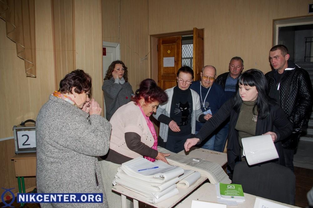 Фото сделаны на избирательном участке №650733. Этот участок открылся и начал принимать избирателей вовремя.