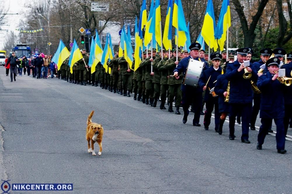 Поздравления с днем национальной гвардии украины 28