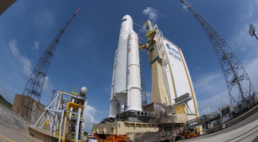 Ракета-носитель Ariane 5