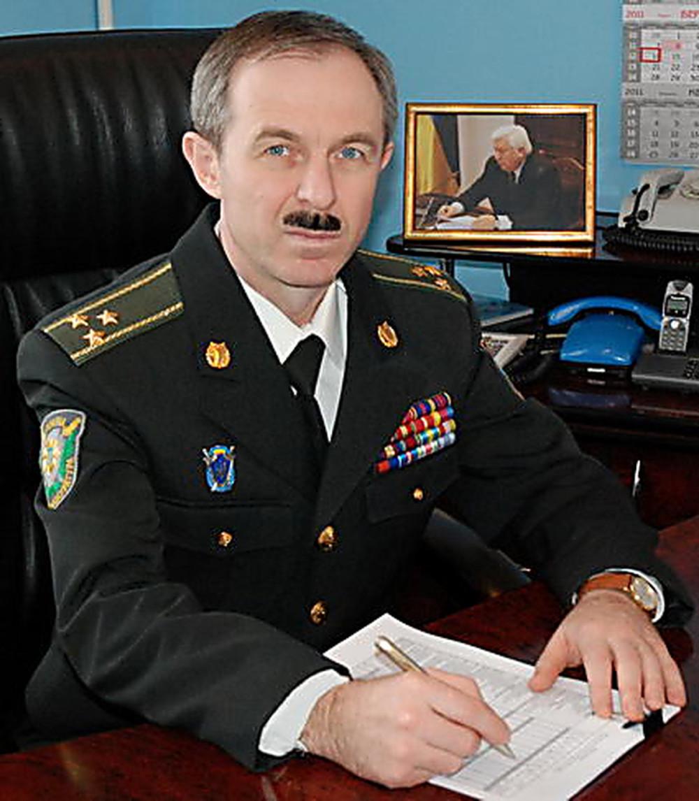 Прокурор Павел Богуцкий.