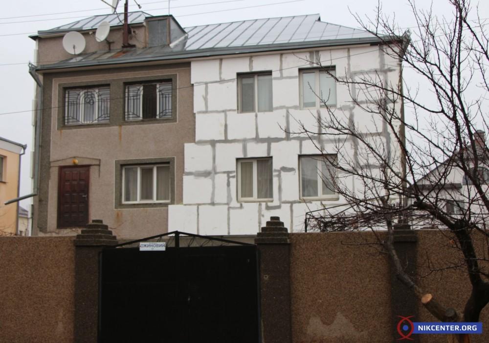 Дом семьи Гуденко в Ракетном Урочище.