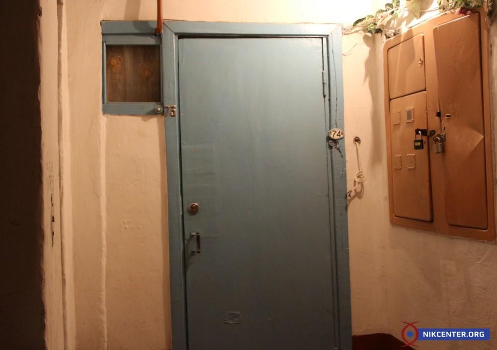 Квартира на Океановской.