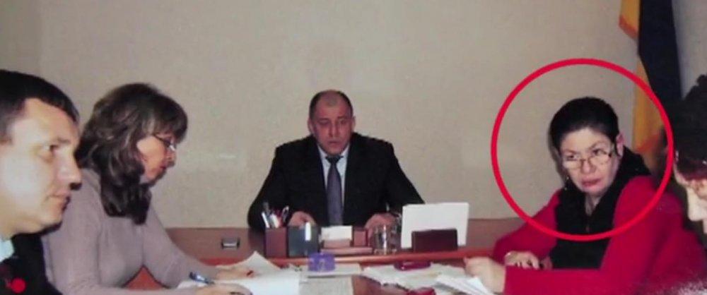 Лукьянова на приеме с Гончаровым