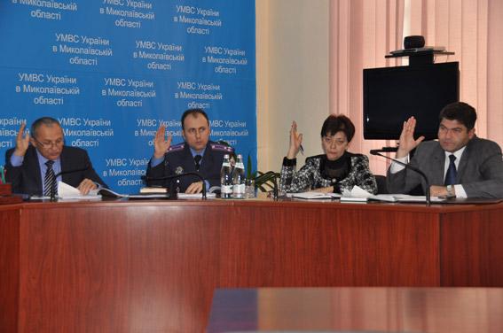 Первый слева - генерал Пыхтин