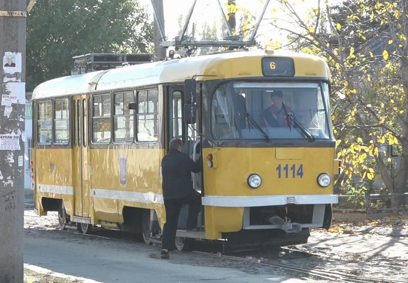 Трамвай Татра-Т3 подорожал почти в 15 раз по пути из Риги в Николаев