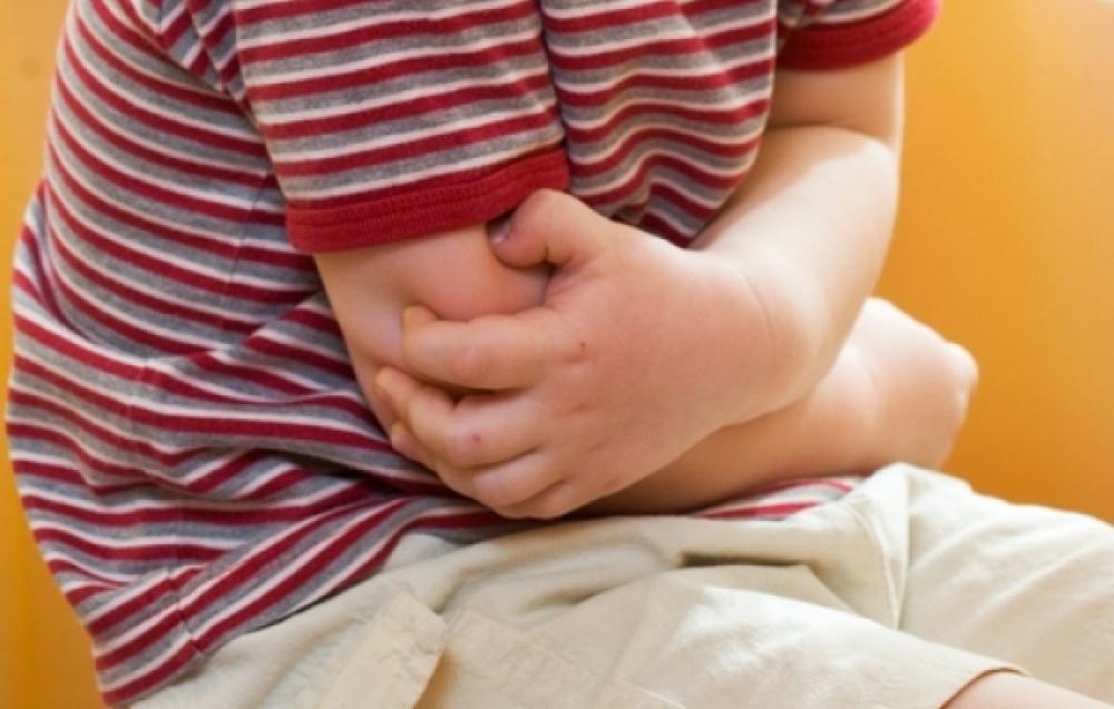 острый живот у ребёнка в два года девочки