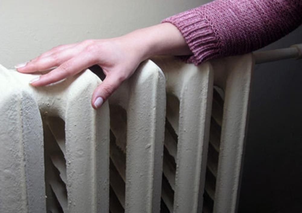утонченной картинка радиатор и человека как его