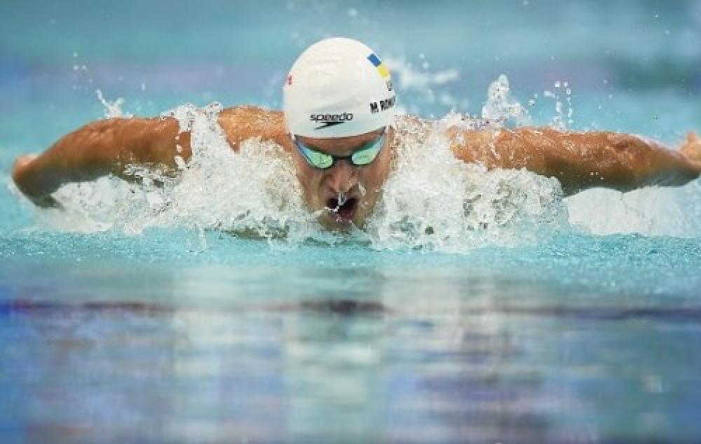 Открытка рекордсмены наропв по плаванию