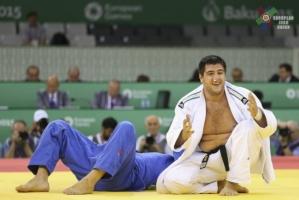 За одну минуту украинский дзюдоист Хаммо на Олимпиаде победил своего соперника