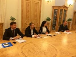 Пять партий подписали коалиционное соглашение