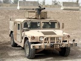 В июле США поставят Украине 100 бронемашин Humvee
