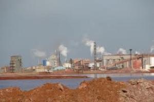 Николаевский глиноземный завод выпустил в минувшем году 1,5 млн. тонн глинозёма