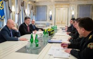«Нельзя сорвать принятие ключевых законов 14 октября» - Порошенко опасается провокаций во время следующего заседания Верховной Рады
