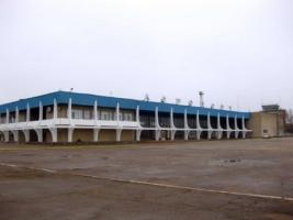 Аэропорт «Николаев» получает копейки от аренды помещений