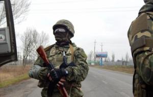В боях вблизи Широкино ранено четыре украинских военных