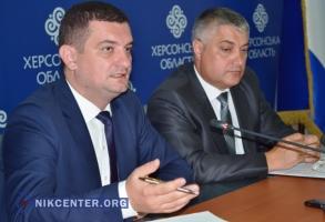 Глава Госслужбы по вопросам труда рассказал в Херсоне, к чему привел мораторий на проверки предприятий
