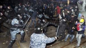 Арестован экс-комбат «Беркута», подозреваемый в избиении журналистов и протестующих на Евромайдане