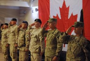 Министерство обороны Канады направило военных инструкторов в Украину