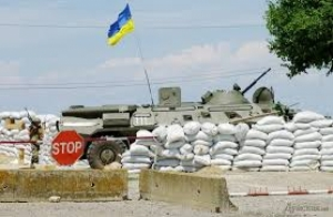 Украинских военных в районе Дебальцево обстреляли из минометов - погиб солдат Нацгвардии