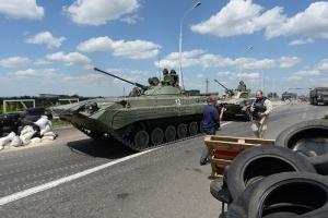 Названы сроки подписания договора об отводе вооружений на Донбассе
