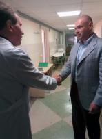 Губернатор Одесской области пообещал благоустроить больницу за счет меценатов