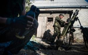При штурме Донецкого аэропорта сепаратисты собираются применить химическое оружие