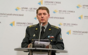 В зоне АТО погиб 1 украинский военный, 2 получили ранения - штаб