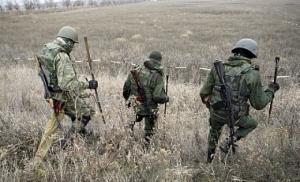 В зоне АТО ранили пятерых украинских военных