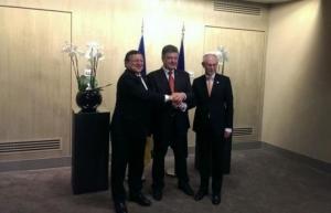 С 1 ноября вступает в силу частичное применение Соглашения об ассоциации между Украиной и ЕС