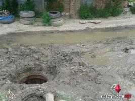 В Николаеве коммунальщики «решили проблему» отключив 12 домов от воды